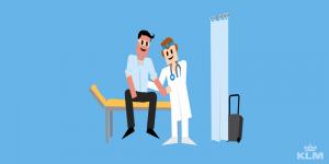 KLM Medische keuring