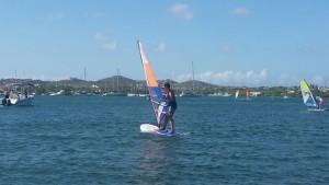 Rien & Windsurfen
